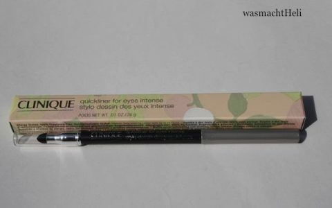 Clinique Quickliner for Eyes Eyeliner Review