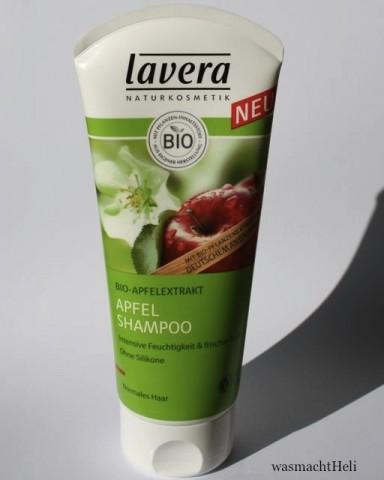 Testbericht: Lavera Apfelshampoo