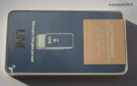 Review: UNE Beauty Soft Minerals Powder Foundation M03