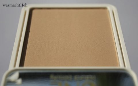 UNE Natural Beauty Soft Minerals Powder Foundation M03