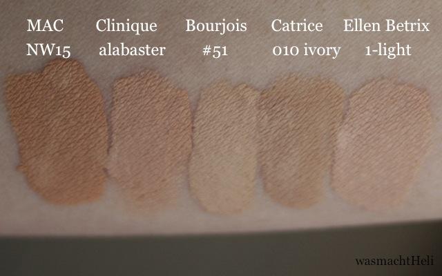 Getestet Bourjois Healthy Mix Foundation 51 Light Vanilla Was