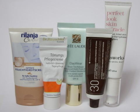 Reviews Tinted Moisturizer: Rilanja, Hauschka, Estee Lauder, Korres, this works