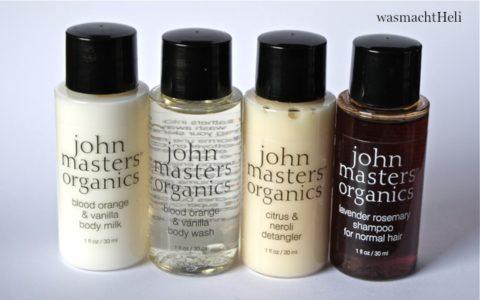 Review von John Masters Produkten