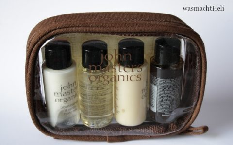 Review: John Masters Organics Travel Kit