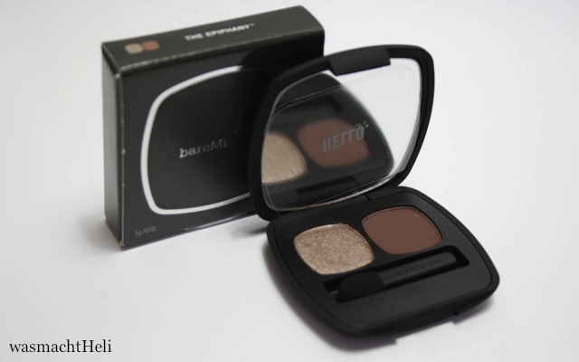 "Review: bareMinerals/ Bare Escentuals ""The Epiphany"""