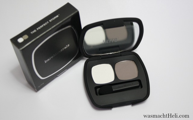 """bareMinerals eye shadow duo """"The Perfect Storm"""""""