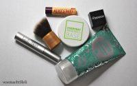 Naturkosmetik Einkäufe: Benecos, Lily Lolo, Everyday Minerals