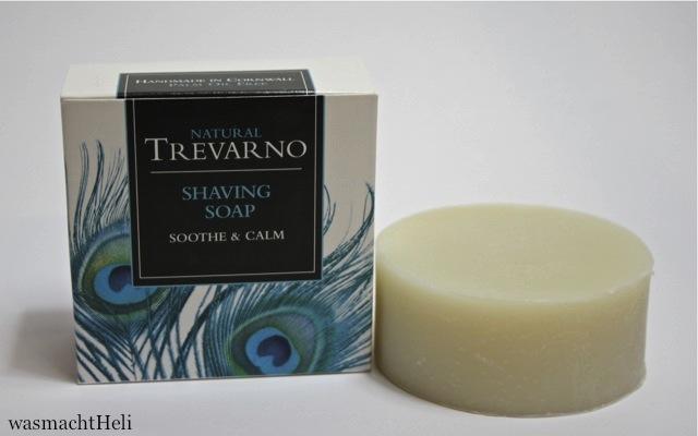 Review: Trevarno Shaving Soap Rasierseife
