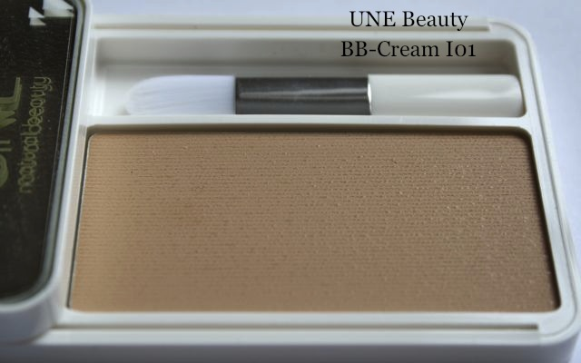UNE Beauty BB Cream Intuitive Touch Foundation I 01