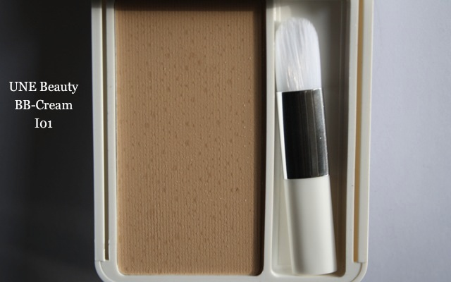 UNE Beauty Intuitive Touch BB Cream Foundation Swatch