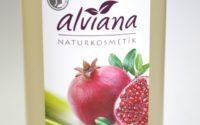 Alviana Glanz Shampoo mit Granatapfel