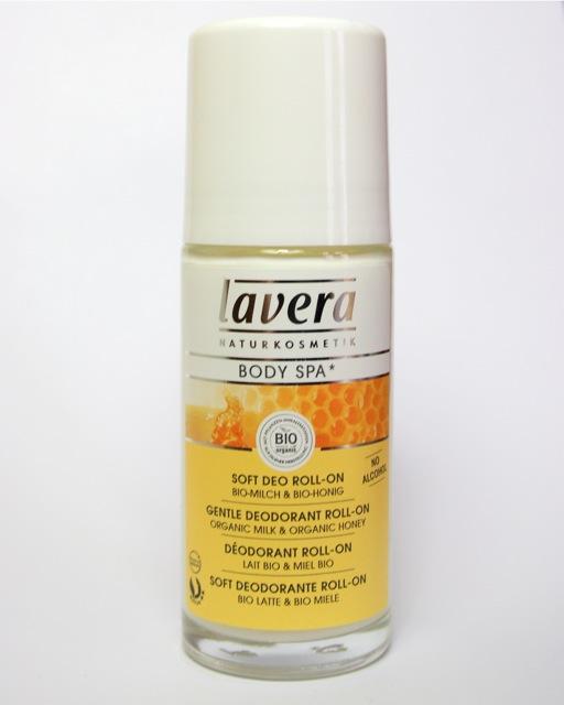 Testbericht: Lavera Soft Deo Roll on Milch und Honig