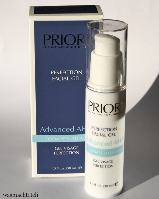 Review: Priori Advanced AHA Perfection Facial Gel