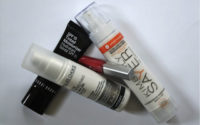 Einkäufe: Kimberly Sayer Sunscreen, Bobbi Brown, Paula's Choice