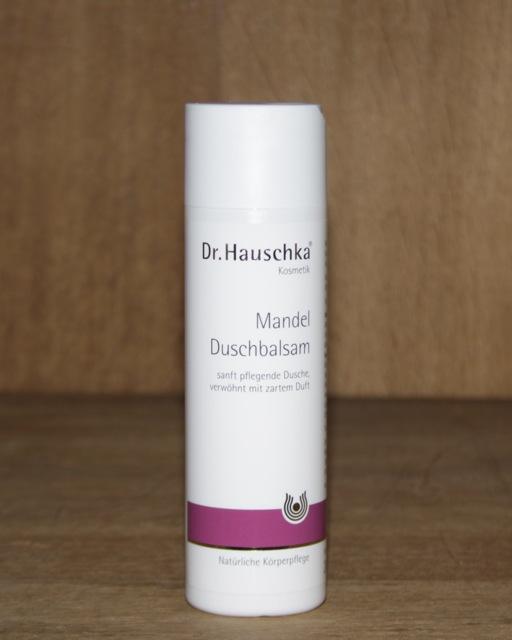 Testbericht: Dr. Hauschka Mandel Duschbalsam