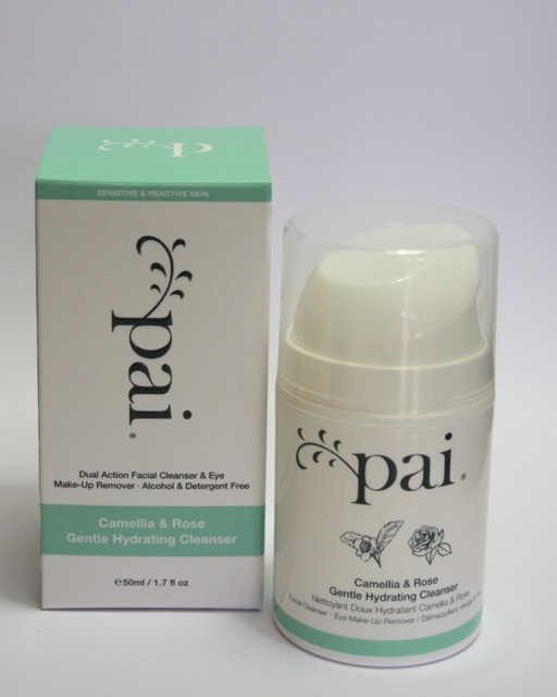Review: Pai Camellia + Rose Gentle Hydrating Cleanser