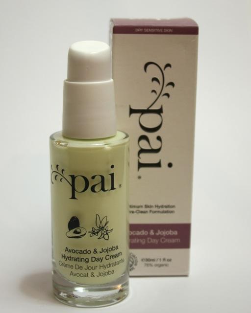 Review: Pai Avocado + Jojoba Hydrating Day Cream
