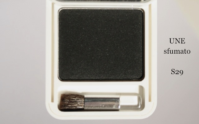 PIC UNE Sfumato Eyes Shadow S29 - Review + Swatch