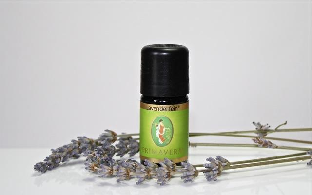 Primavera Lavendel fein ätherisches Öl