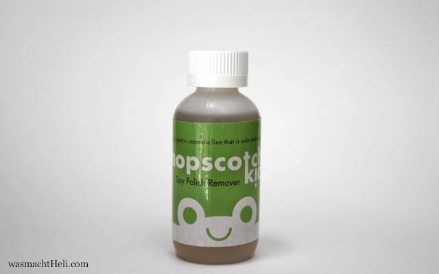 Review - Hopscotch Soy Nail Polish Remover