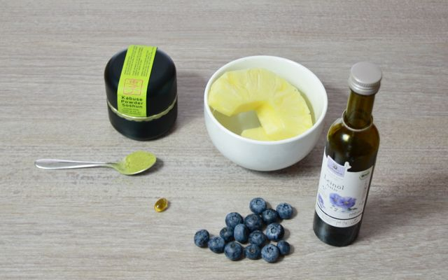 DIY: Gesichtsmaske mit Antioxidantien - Wirkstoffe hinzufügen