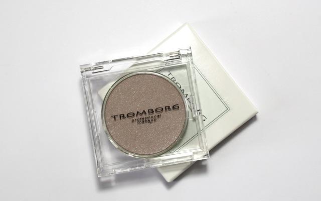 "Tromborg Make-up Eye Shadow ""Kashmir"" Review"