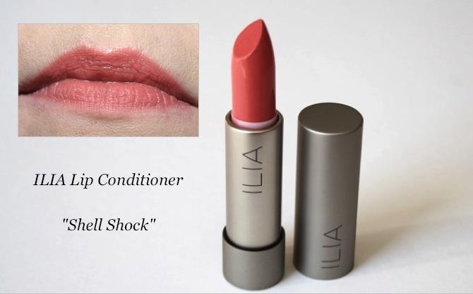 """Swatch ILIA Lip Conditioner """"Shell Shock"""""""