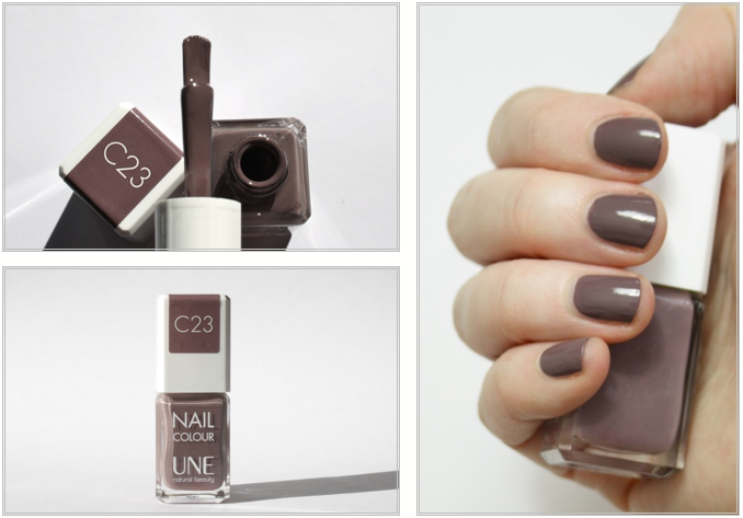 UNE Nail Colour C23 - Swatch