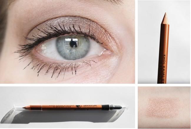 Alverde Elegant Dark LE Khol Kajal Eyeliner Bronze