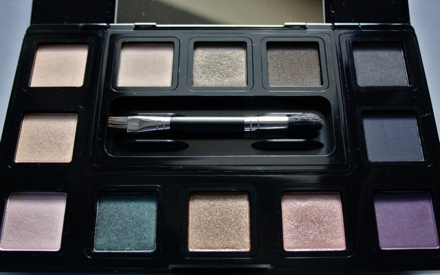 bareMinerals Mix Master READY Convertible Eye Shadow Palette - Review