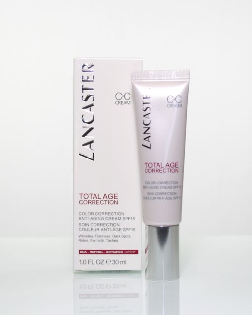 Lancaster CC Cream Total Age Correction SPF 15