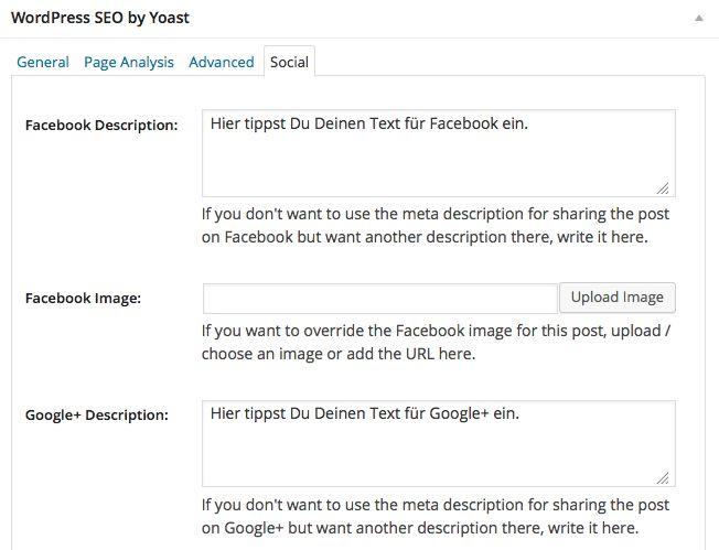 Social Media für Blogger - SEO by Yoast