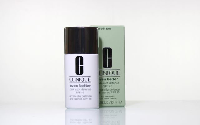 Clinique Even Better Dark Spot SPF 45, mineralische Sonnencreme