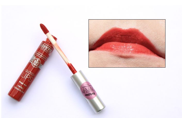 "Lavera Lips Gloss ""Magic Red"""