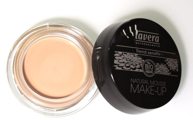 Lavera Mousse Make-up 02 ivory