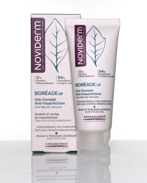 Noviderm Boreade LP Anti Blemish Skincare Review