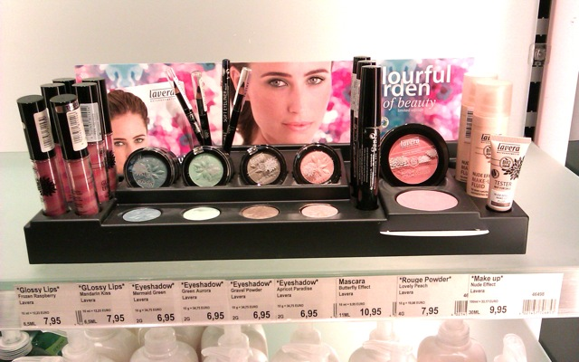 Lavera Colourful Garden of beauty Limited Edition 2014