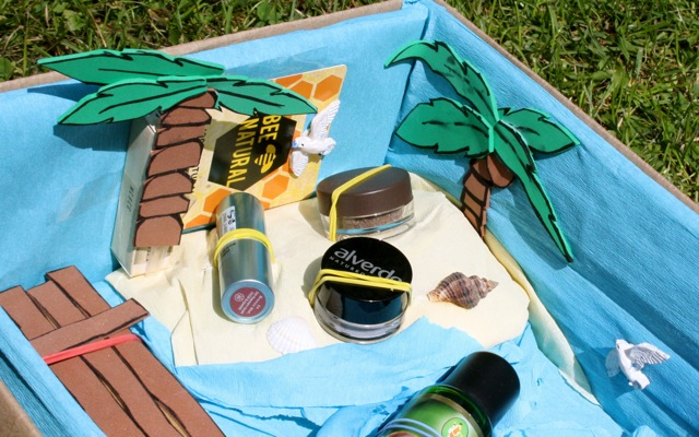 Blogger Bio ty Box - Sommer, Sonne und Mee(h)r