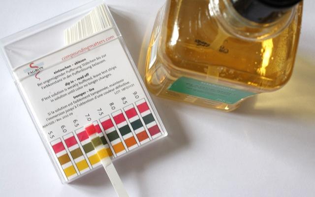 pH-Wert Flüssigseife indemne Gimme Soothing Cleansing Base