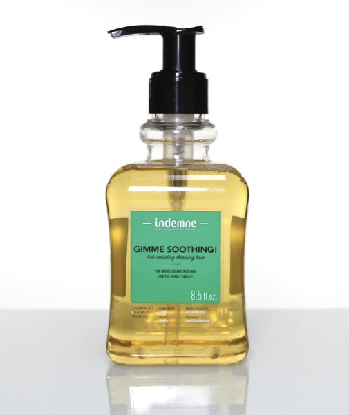 indemne Gimme Soothing Cleansing Base Soap