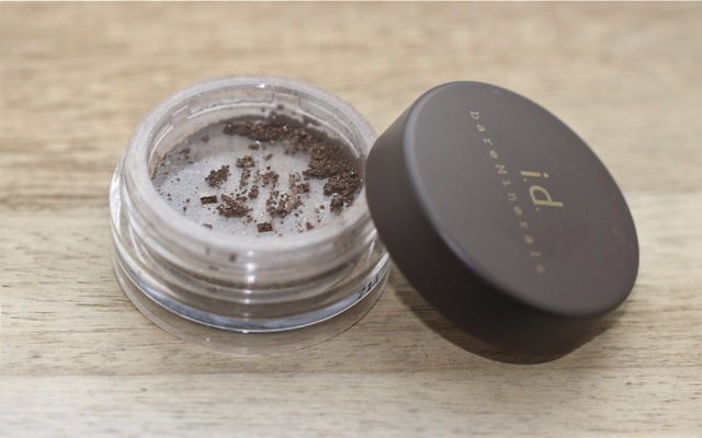 "Review bareMinerals i.d. Liner Shadow ""gold mine"""