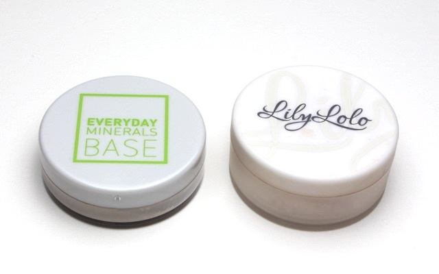 Everyday Minerals Foundation versus Lily Lolo Foundation