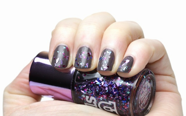 "Glitter Polish - Model's Own ""Boogie Nights"""