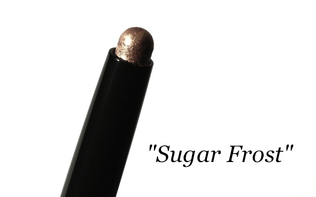 "Swatch + Review: Laura Mercier Caviar Stick Eye Colour ""sugar frost"""