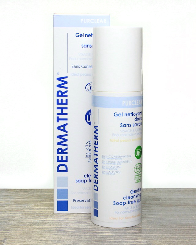 Review: Dermatherm Gentle Cleansing Gel Soap Free