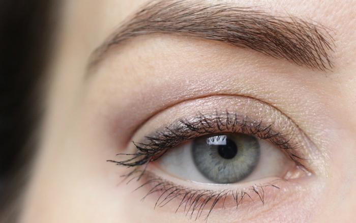 Augenmakeup Alverde Duo Kajal Eyeliner - 40 graphit mauve