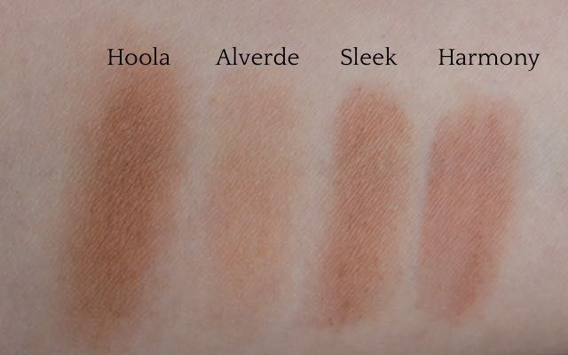 Swatches Bronzer