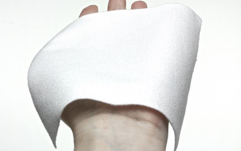 Filabe Whitening Gesichtspflegetuch gegen Pigmentflecken - Review
