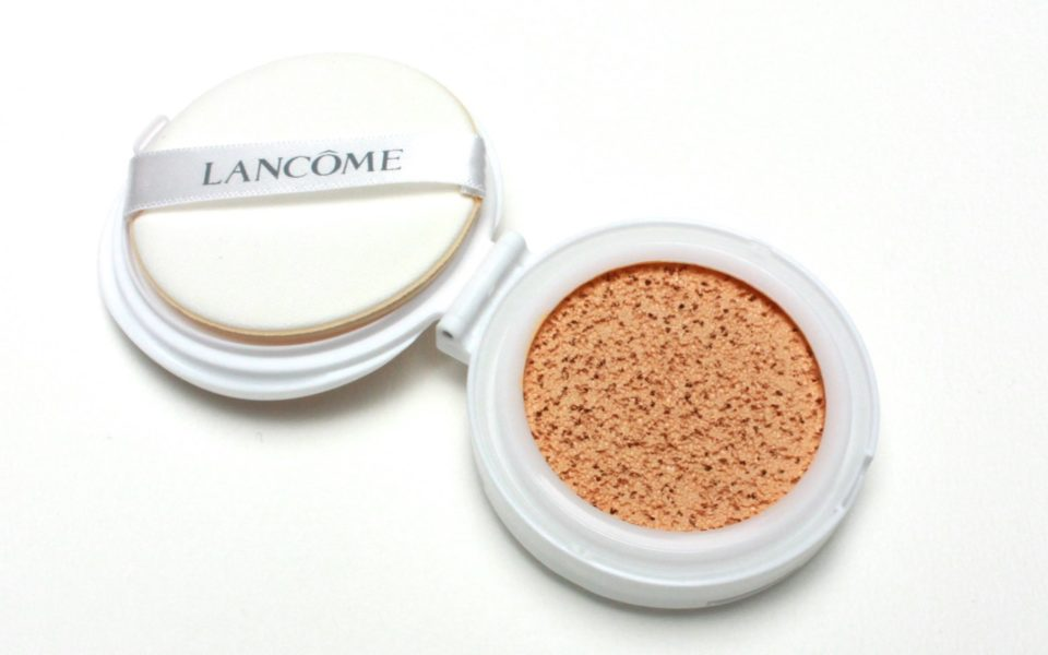 Review: Lancôme Teint Miracle Cushion Foundation - 01 pure porcelaine