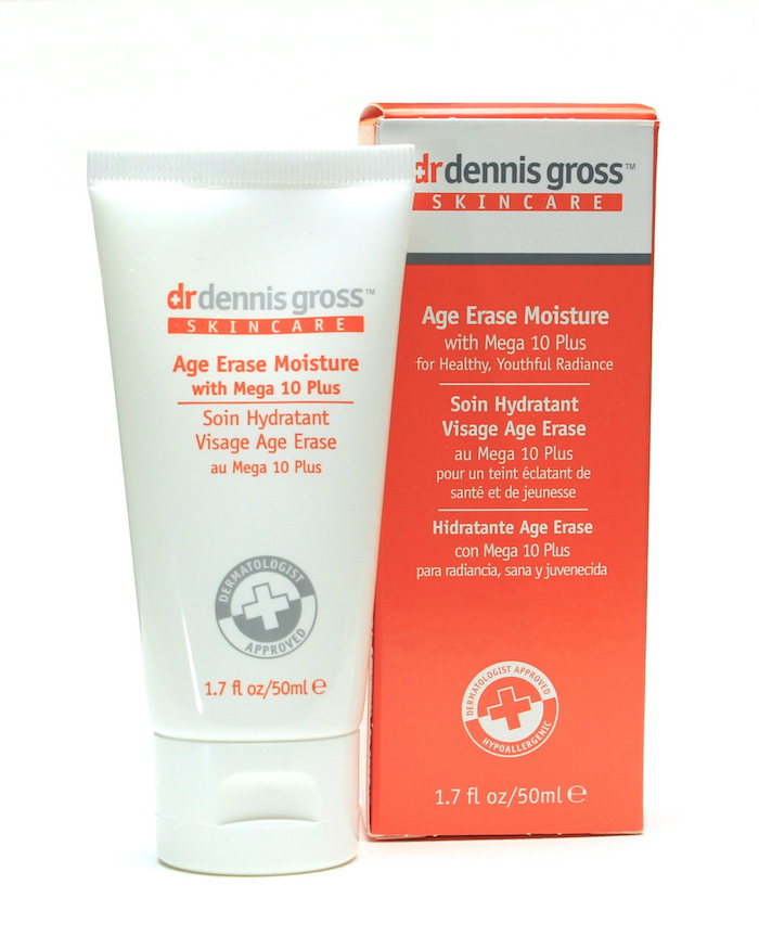 Dr Dennis Gross Age Erase Moisture with Mega 10 Plus